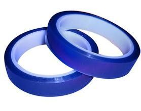 Blue Color Silicone Coating Repair Tape For Release Film Liners
