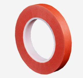 260 Gelar Crepe Paper Masking Tape Suhu Tinggi Bearing Pet Compound